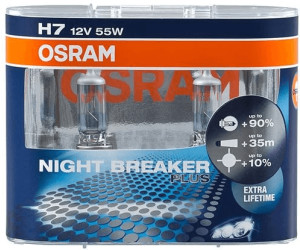 osram night breaker plus h7 ab 9 99 preisvergleich bei. Black Bedroom Furniture Sets. Home Design Ideas