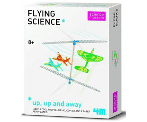 4M Kidzlabs - Flying Science