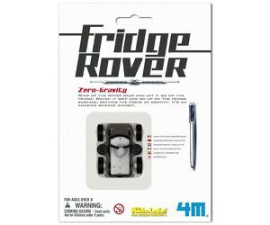 Image of 4M Kidzlabs - Zero-Gravity Fridge Rover Mini