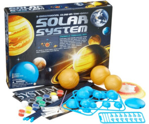 Image of 4M 3D Solar System Mobile Making Kit (05520)