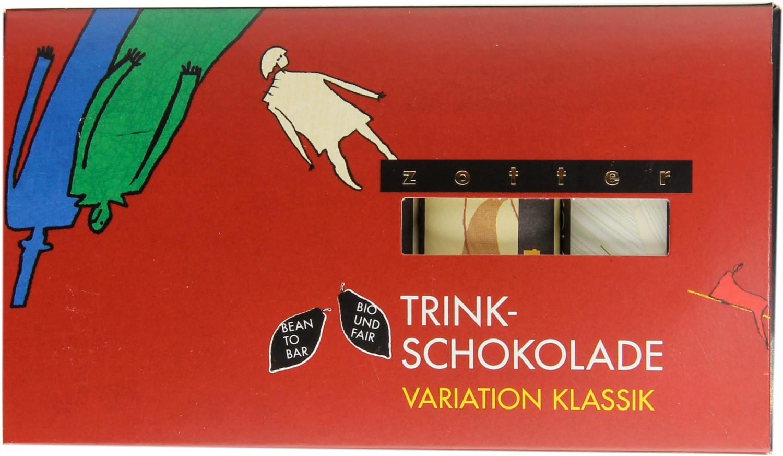 Zotter Trinkschokolade: Variation Klassik (100 g)