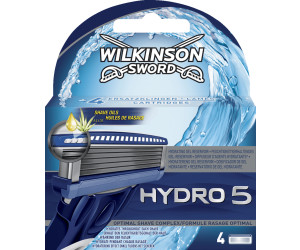 Buy Wilkinson Hydro 5 Razor Blades X4 From 163 7 69 Best