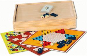 The Toy Company Die große Spielebox (16848)