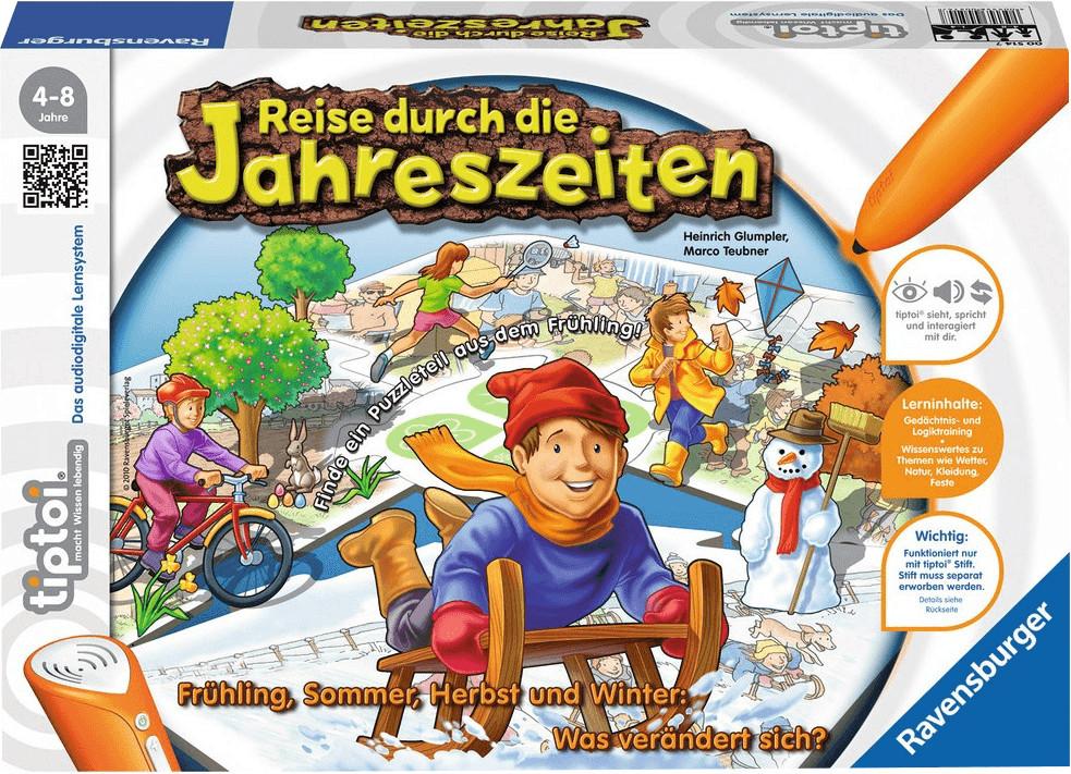 Ravensburger tiptoi - Reise durch die Jahreszeiten (005147)
