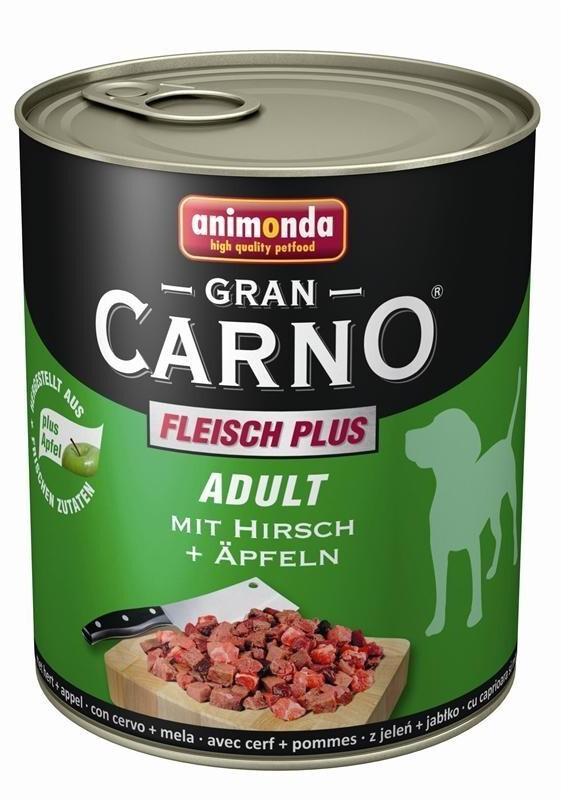 Animonda Gran Carno Hirsch & Apfel (800 g)