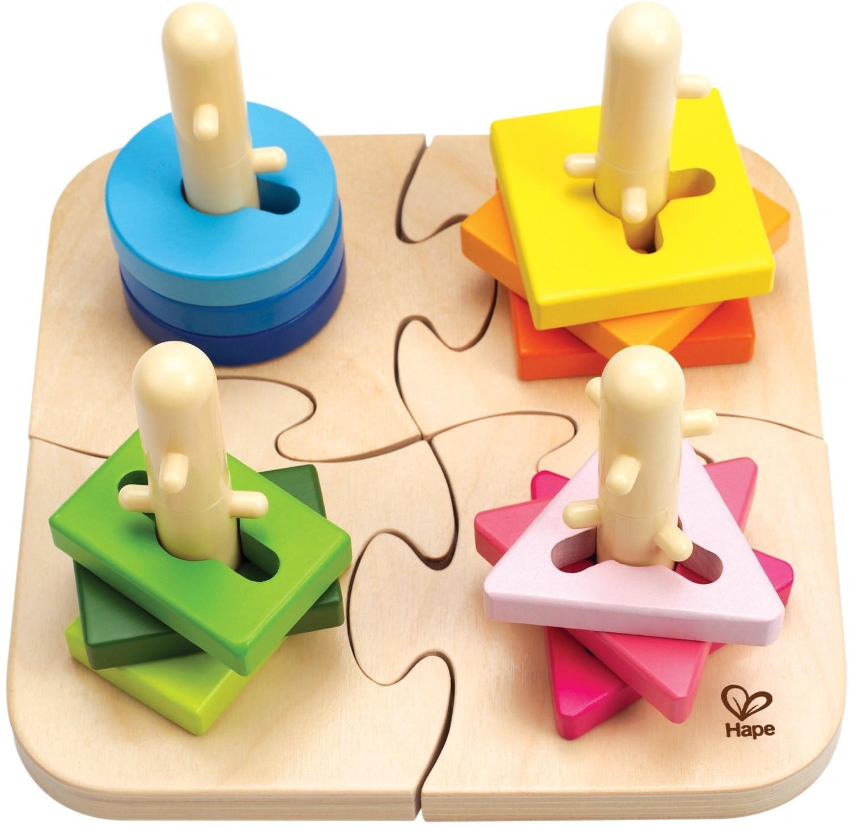 HaPe Kreatives Steckpuzzle