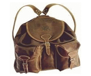 Akah Rucksack aus Elch-Leder