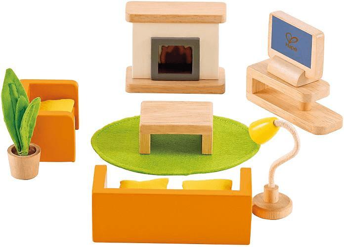 HaPe Puppenhausmöbel Wohnzimmer (E3452)