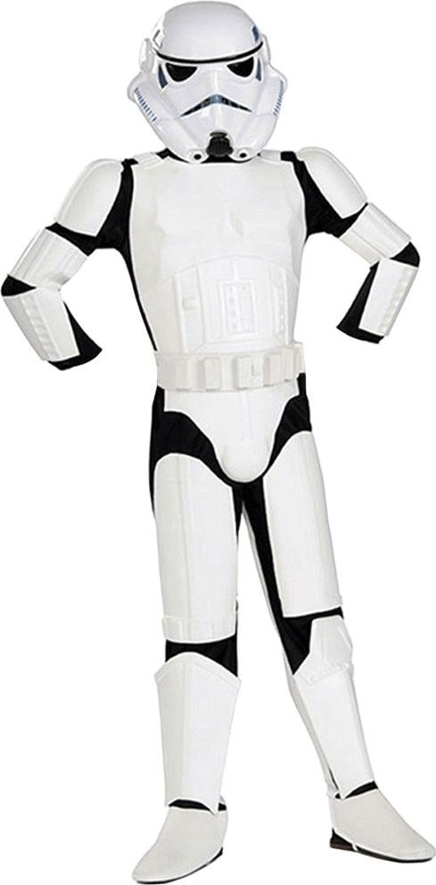 Image of Rubie's Star Wars Stormtrooper Deluxe