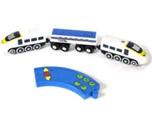 BESPORTBLE 1 Satz Fernbedienung Zug Spielzeug Kinder Elektrische Zug Modellbahn Lebendige Modellbahn