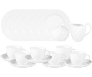 seltmann weiden rondo kaffeeservice 20 tlg wei ab 59 85 preisvergleich bei. Black Bedroom Furniture Sets. Home Design Ideas
