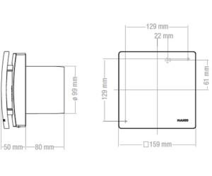 maico eca 100 ipro kb bewegungsmelder ab 145 48 preisvergleich bei. Black Bedroom Furniture Sets. Home Design Ideas