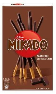 De Beukelaer Mikado zartherb (75 g)
