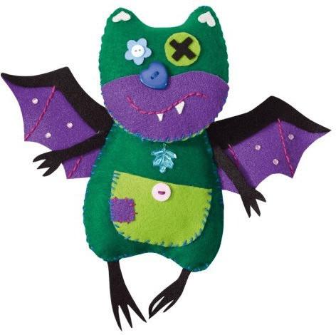 Folia Little Monster Friends Batty