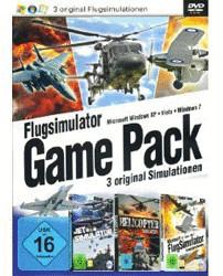 Flugsimulator Game Pack (PC)