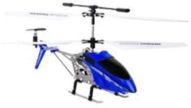ThumbsUp RC Helicopter Precision Alloy
