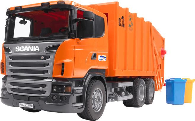 Bruder Scania R-Serie Müll-LKW (03560)