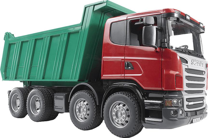 Bruder Scania R-Serie Kipp-LKW (03550)