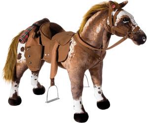 heunec cowboy pferd stehend mit sound 80 cm ab 65 02 preisvergleich bei. Black Bedroom Furniture Sets. Home Design Ideas