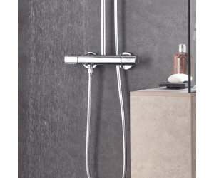 Buy GROHE Euphoria System 180 (27296001) from £224.59 – Compare ...