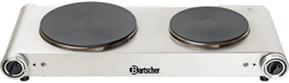 Bartscher Elektro-Doppelkochplatte (150310)