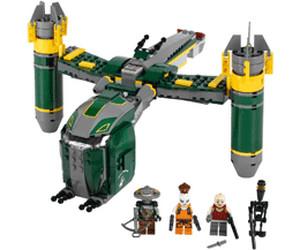 Lego Star Wars Figur Sugi sw0305 Kopfgeldjäger aus 7930 303