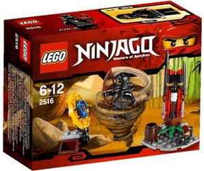 LEGO Ninjago - Zona de entrenamiento Ninja (2516)
