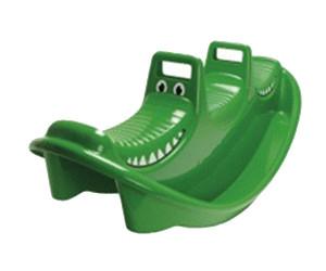 Wippe Krokodil 105cm