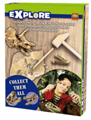 SES Creative Explore Dinos ausgraben