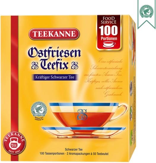 Teekanne Ostfriesen Teefix (100 Stk.)