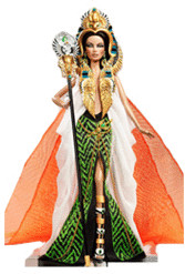 Image of Barbie Collector - Gold Label - Barbie Cleopatra (R4550)