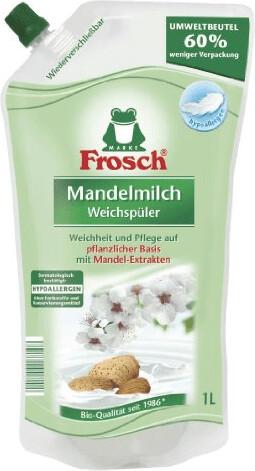 Frosch Weichspüler Mandelmilch (1 l)