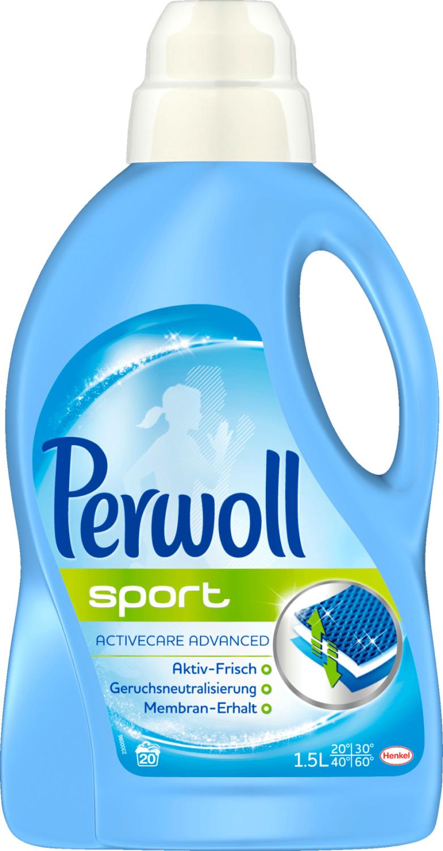 Perwoll Aktiv&Sport Fwm Flüssig 1500 ml