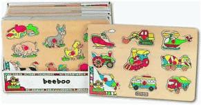 Beeboo Einlegepuzzle groß (4184134)