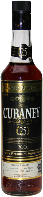 Cubaney Tesoro 0,7l 40%