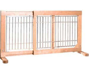 63-108 x 50 x 31 cm Trixie 3944 Hunde-Absperrgitter für Treppen und Türen