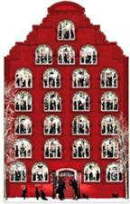 Coppenrath Nostalgisches Weihnachtshaus