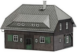 Busch Model Wohnhaus (8245)