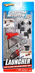 Hot Wheels Custom Motors - Launcher-Set