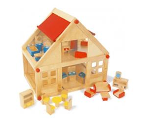 Legler small foot company 7253 casa a 2 piani a 39 90 for Prezzo della casa a 2 piani