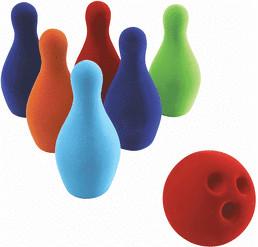 Erzi Bowling Set (44326)