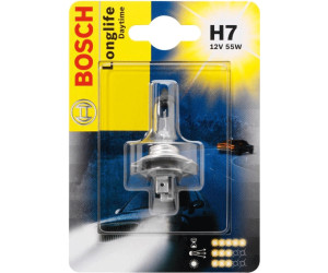 12V 55W Angebot#2 Glühlampe BOSCH H7 Daytime Plus 10