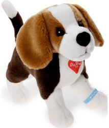 Heinrich Bauer Pia Pia Club - Beagle stehend 25 cm