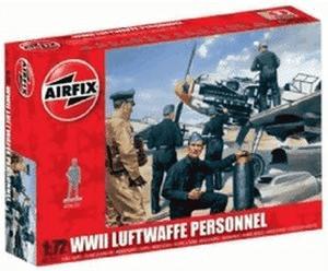 Airfix Luftwaffe Personnel (A01755)