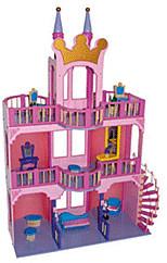 Legler Puppenhaus Märchenschloss