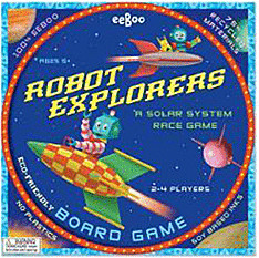 Eeboo Robot Explorers