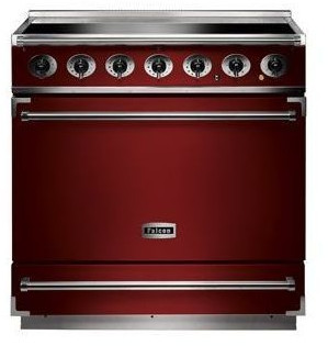 Image of Falcon 900S Dividable Single 90cm Single Oven Induction