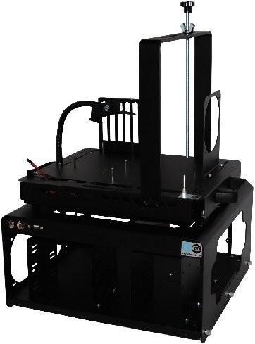 Image of DimasTech Bench Table EasyHard V2.5 Graphite Black