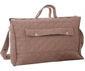 Babies Deluxe Desert Sand Diaper Bag