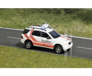 """Image of Busch Model Mercedes-Benz M-Class """"Notarzt"""" (5631)"""